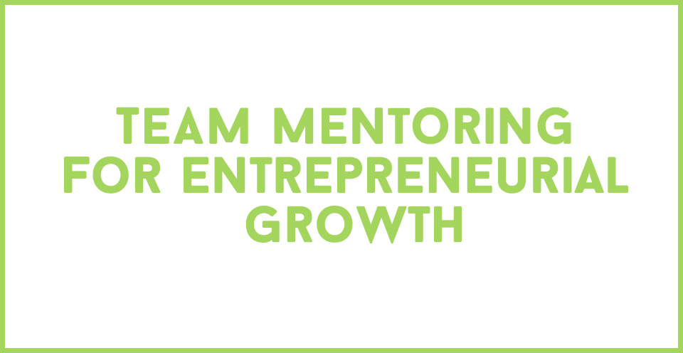 Growth Mentoring Service – Volunteer mentors for growing